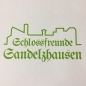 "Preview: EDITION-Shirt ""Schlossfreunde Sandelzhausen"""